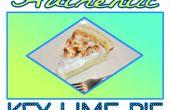 Authentique de Key Lime Pie