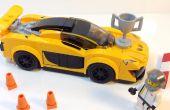 Vitesse LEGO des Champions McLaren P1 75909