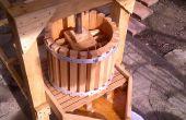 Apple Cider Press avec moulin