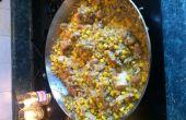 Tex-Mex poulet et riz