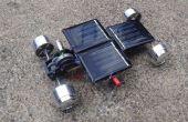 Comment faire une voiture solaire