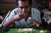 Comment faire pour manger avec les mains (comme un Indien du Sud)