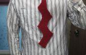 Tricoter une cravate de Zig-Zag