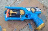 Comment villianize un pistolet nerf