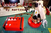 Bras de Robot Arduino facile et Simple