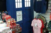 TARDIS changer chambre