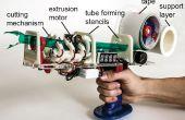 Protopiper : esquisse physiquement des objets salle à échelle réelle