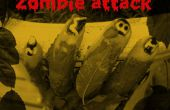 DIY Zombie parfum Glow dans The Dark ongles
