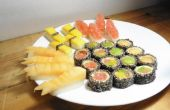 Super Sushi de fruits