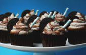 Les cookies & crème Oreo Milkshake Cupcakes
