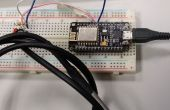 Programmation ESP8266 ESP-12F NodeMCU v1.0 avec Arduino IDE dans l'enregistreur de température sans fil