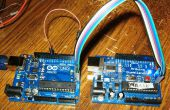 Arduino ISP - LOG