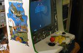 Machine d'arcade rétro