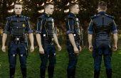 Commandant Shepard acier renforcé uniforme - Mass Effect 3
