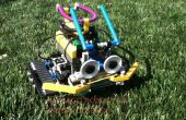 MON LEGO RCX ROBOT !