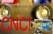 Comment faire un Arduino alimenté la Machine CNC