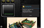 Simple affichage Android pour Arduino avec couple App