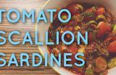 Moyen facile de faire de délicieuses Sardines en conserve