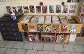 Unité de stockage de bandes dessinées