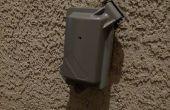 Plein air Cam de sécurité Plug couvrir