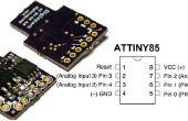 Digispark DIY : Le plus petit Arduino USB