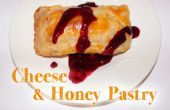 Fromage et miel recette de pâtisserie