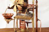 Steampunk inverser une Machine Peltier (aka l'assainisseur d'électromécanique salle)