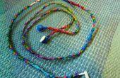 Comment faire des écouteurs colorés à l'aide de fil