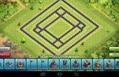 Le choc des Clans-Th9 agriculture Base