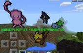 Minecraft comment de : Pokemon Sprites/Pixel Art