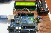 Testeur de batterie capacité (Arduino)