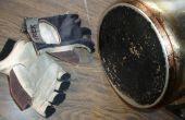 Brûlé propre dans de l'huile de vos Pots et des casseroles avec aucun produit chimique la manière de Lazy