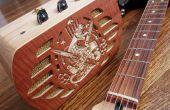Ampli guitare de boîte à bijoux