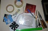 USB alimenté CD cleaner