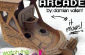 Arcadem Cardboredem « HOOPZ »-Mini basket Arcade Coinbank