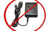 Faire un câble Game Boy Advance SP USB chargeur : Chargez votre GBA depuis un PC ou un téléphone portable chargeur