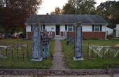 Cimetière de colonnes