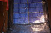 Le Darth solaire alimenté par de l'espace ingénieur Clip Board & Backpack enceinte