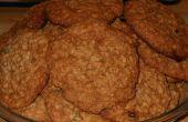 Comment faire des biscuits à l'avoine aux raisins à partir de zéro