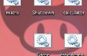 Comment faire des fichiers de commandes cool