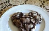 Gluten Free cacao cardamome Spice Cookies