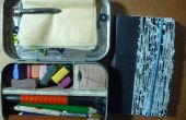 Kit de croquis de taille de poche