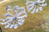 Flocons de papier 3D