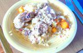 Un Pot de riz au poulet Star