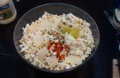 Salade TechShop Popcorn - @TechShop