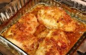 Sans gluten noix de coco gratuit ail poulet