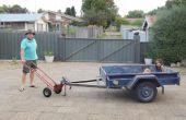 Comment faire un Simple remorque Dolly adaptateur pour un chariot à main
