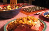 Rôti de Bison aux oignons caramélisés à
