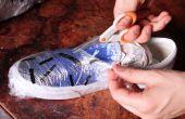 Comment faire pour imprimer des chaussures de toile avec Inkodye