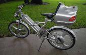 Astuce #2 - un tronc de vélo élégant et abordable verrouillage